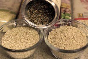 Motten bekämpfen - Offen gelagerte und trockene Lebensmittel sind ein Magnet für Motten